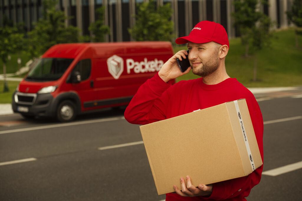 Packeta Versand nach Tschechien